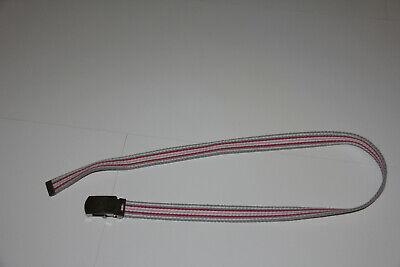 Ordentlich Mädchengürtel Stoff Gürtel Breite Ca.2,4 Cm Mehrfarbig äRger LöSchen Und Durst LöSchen