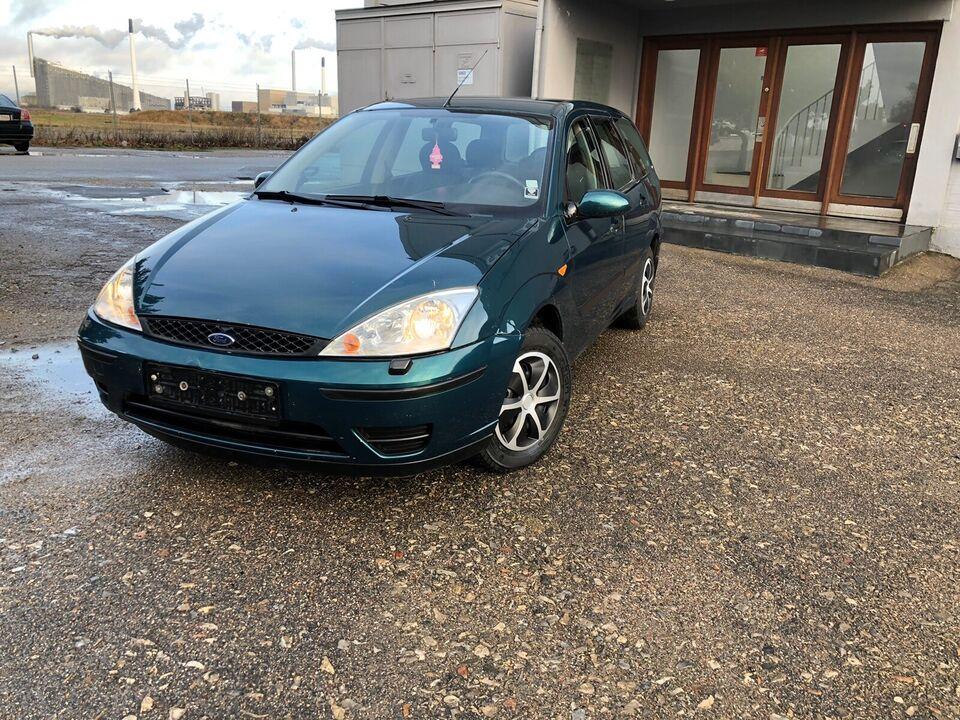 Ford Focus, 1,6 Ambiente stc., Benzin