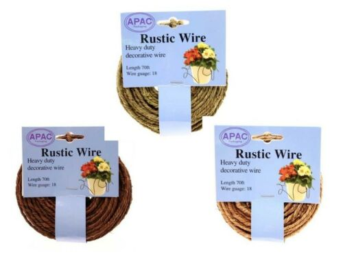 Rustic Grapevine Wire Apac Floral Floristry Crafts Weddings In 3 Colours