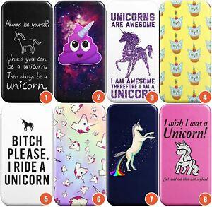 Unicorn-Portefeuille-Souple-Coque-Telephone-Pour-iPhone-Licorne-Sparkle-Cat-Sassy