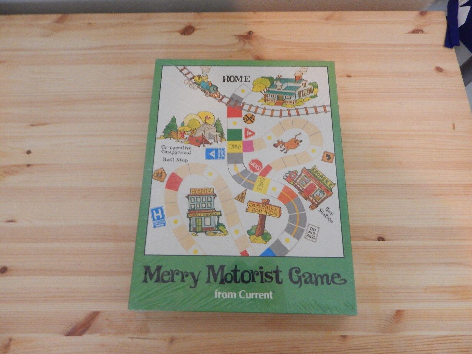 venta directa de fábrica Vintage  Merry motorista    Juego de Mesa por actual 1981 Sellado Nuevo en Paquete  tienda