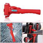 Car Emergency Safety Escape Hammer Auto Bus Tool Kit Belt Window Breaker Cutter