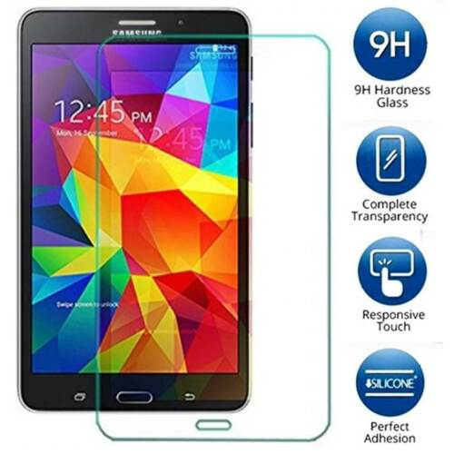 """2-PACK Tempered Glass Screen Protector Guard Cover Samsung Galaxy Tab 4 8/"""""""