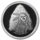 1 oncia 999 Argento Lingotti d'argento Punta Freccia freccia Indiano Silvertowne