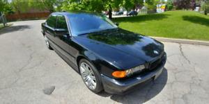 2000 BMW 750iL V12 E38 NOT 740