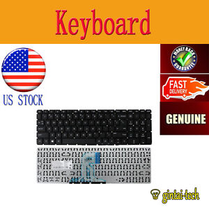 Laptop US Keyboard For HP Pavilion 15-ac131ds 15-ac132ds 15-ac133ds 15-ac020ds