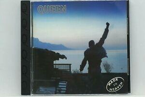 QUEEN : MADE IN HEAVEN  CD ALBUM - Bohemian Rhapsody - Freddie Mercury