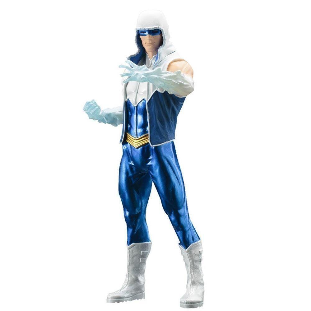 DC Comics Captain Cold Artfx+ Statue New 52 52 52 57b2ba