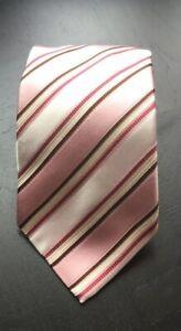 Ermenegildo-Zegna-Pink-Striped-Silk-Tie-Made-in-Italy