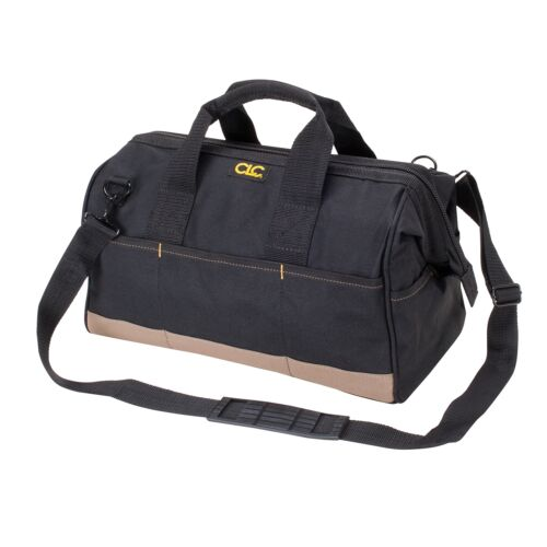 CLC Custom Leathercraft 1165 Large BigMouth Bag 22-Pockets