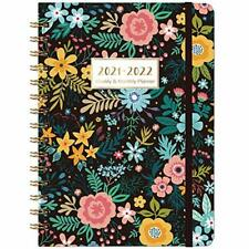 New Academic Planner 2021 2022 Weekly Amp Monthly Planner 2021 2022 Hardcover