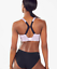 FABLETICS Kate Hudson ALL DAY EVERY DAY Sports Bra Chantilly Purple Top sz S