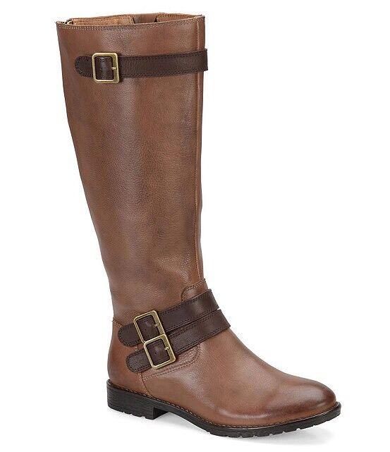 prima i clienti Montana Gavyn Dimensione Dimensione Dimensione 6.5M Tan Leather Riding stivali  bellissima