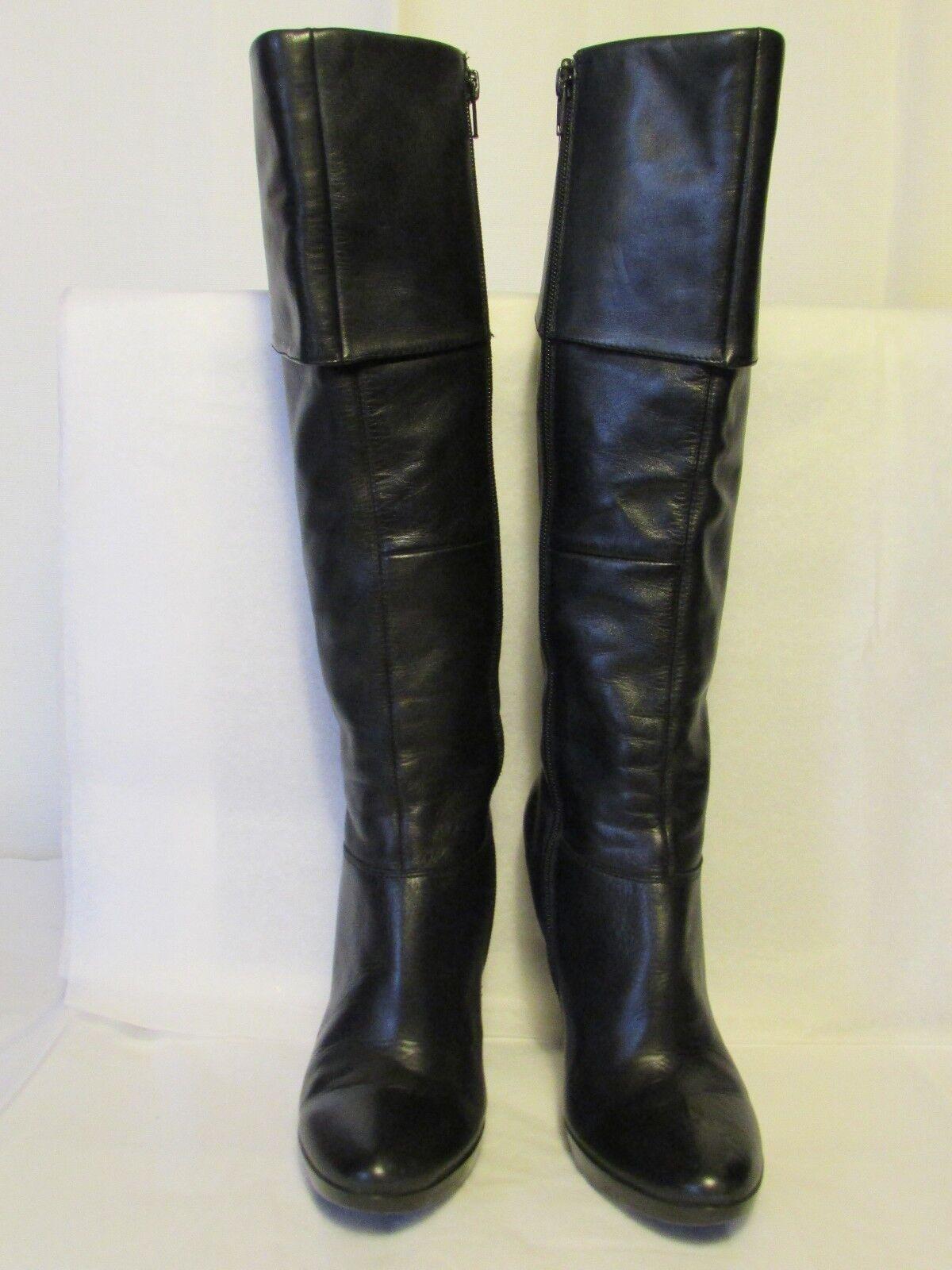 Stiefel BP ZONE schwarzes Leder Größe 36 36 Größe oder 6 741e07