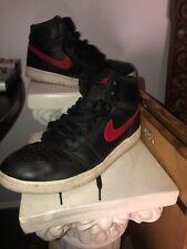 ecf6cde1d42526 Nike Air Jordan 1 Retro Rare Air Bred Black Red 332550-012 Size 12 -USED! Nike  Air Jordan 1 Retro Rare Air Bred Black Red 332550-012 Size 12