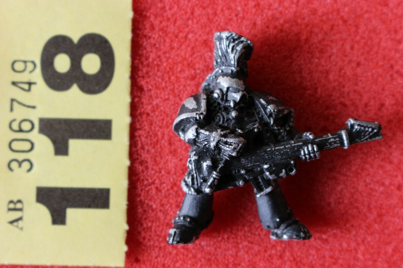 Games Workshop Warhammer 40K Chaos Space Marines Noise Marine Rogue Trader OOP A