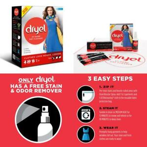 New Dryel At-Home Dry Cleaner Starter Kit - 4 Loads Save ...