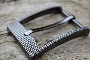 più recente miglior prezzo consegna veloce Metallo Cintura Fibbia Adatto per 30mm 1 0.5cm Argento/Pistola ...