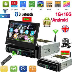 Android8-0-7-034-Car-Radio-Stereo-DVD-GPS-NAVI-Single-1-DIN-Bluetooth-MP5-Camera