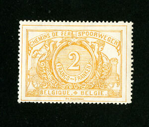 Belgium Stamps Q24 Superb Rare Og Lh Scott Value 200 00 Ebay