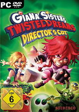 Giana Sisters Twisted Dreams Director's Cut (PC) DE-Version Neu und verschweisst