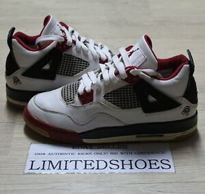 brand new 1240d 7f0d8 Image is loading 2006-NIKE-AIR-JORDAN-4-IV-RETRO-GS-