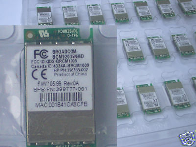 New HP Compaq nc6220 nc6230 nc8230 Bluetooth module