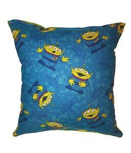 Alien-Pillow-HANDMADE-Disney-Toy-Story-4-Alien-Pillow-Made-USA