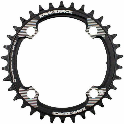 RaceFace Narrow Wide Chainring 104 bcd Shimano 12Speed requires Hyperglide 34t