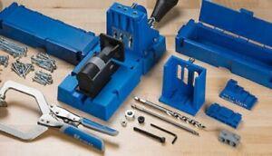 Kreg-Jig-K5-Master-System-K5MS-EUR-Woodworking-Pockethole