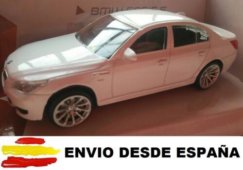 BMW SERIE 5 BLANCO COCHE DE COLECCIÓN A ESCALA 1:43 ENVIO CERTIFICADO