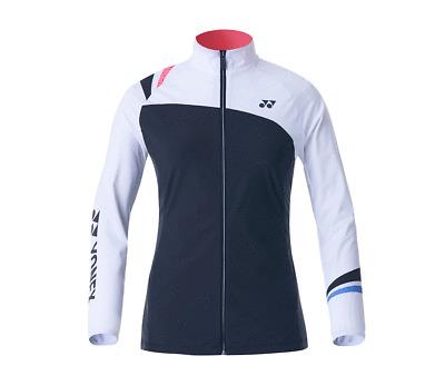 YONEX Padded Jacket Badminton Apparel Tennis Clothing Charcoal Gray NWT 83JP001U