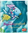 Der Regenbogenfisch. Freunde für immer! von Marcus Pfister (2012, Taschenbuch)