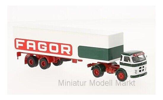 87260S - BoS-Models Pegaso Comet - Fagor - Kofferauflieger - 1 87  | Gewinnen Sie das Lob der Kunden