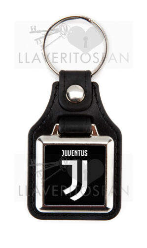 Juventus New Llavero-Keyring-Portachiavi-Schlusselring-Porte-Cles-Porta-Chaves