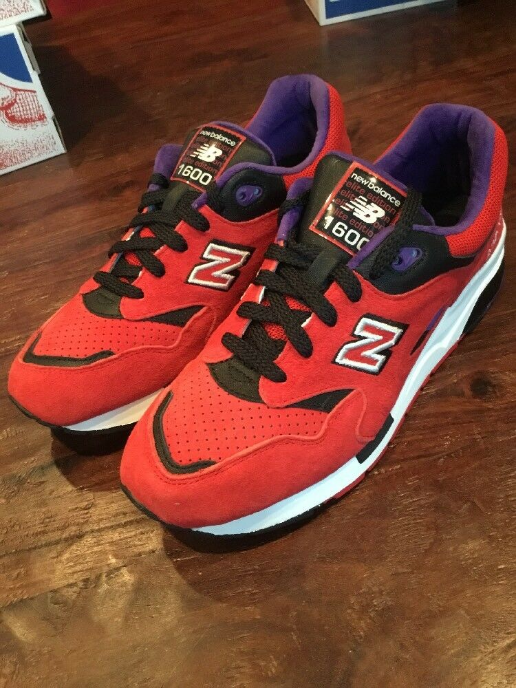 Mens New Balance 1600 Shoes CM1600BD Sneakers New Size 9.5
