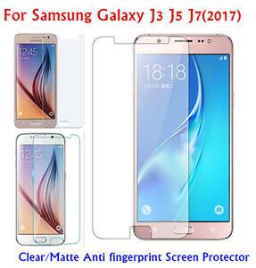 Lot-Clear-Matte-Anti-Glare-Screen-Protector-For-Samsung-Galaxy-J3-J5-J7-2017