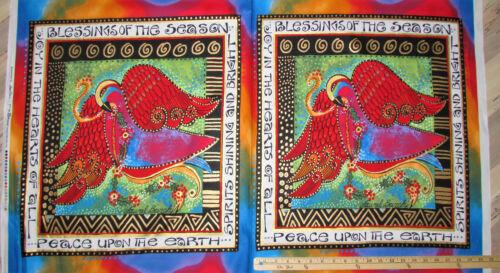 "Enchantment Christmas Laurel Birch Clothworks Fabric 23/"" Panel  Y1967-56M"