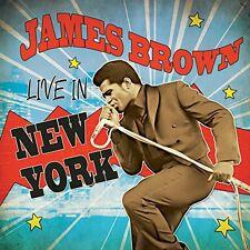 James Brown - Live in New York [New Vinyl]