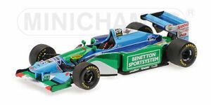 Minichamps 400 940005 Benetton Ford B194 Michael Schumacher 1st Monaco 1/43