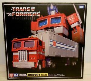 TransFormers Masterpiece Convoy MP-4 Cybertron Commander Takara Tomy Diecast New
