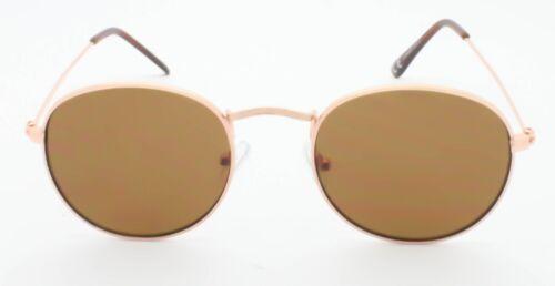 Klassisch Lennon Metallrahmen Draht Rund Oval 60/'s Hippie Sonnenbrille