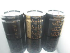 2PCS Nichicon KG Gold Tune TYPE II 6800Uf 50V 6800mfd audio Capacitor