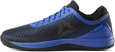 Reebok Crossfit Nano 8 Flexweave Mens Training Shoes Blue Gym Trainers Workout