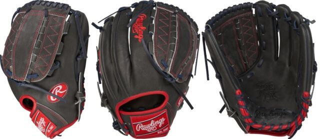 "Rawlings Heart Of The Hide PRO208-12DS 12.5"" David Price Glove Of The Month"