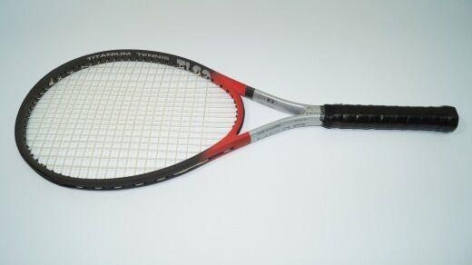 Head ti.s2 Raquette de tennis l2 OS OverTaille 107 xtralong 270 g légèrement Titanium 18x19