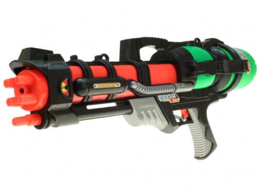 2x Wasserpistole XXL 60cm Soaker Maschinengewehr Spritzpistole Wassergewehr Pool