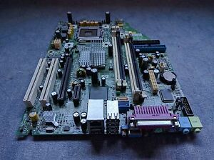 HP-DC7600-SFF-381028-001-Skt-775-Motherboard-Working
