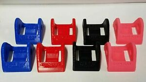 """Metal Detecting Minelab Equinox 600//800 Coil Ear Stiffener In Red For 15/"""" Coil"""