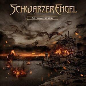 SCHWARZER-ENGEL-IMPERIUM-II-TITANIA-LIMITED-DIGIPAK-CD-NEW
